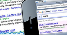 Mobile Search Marketing