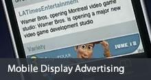 Mobile Display Advertising